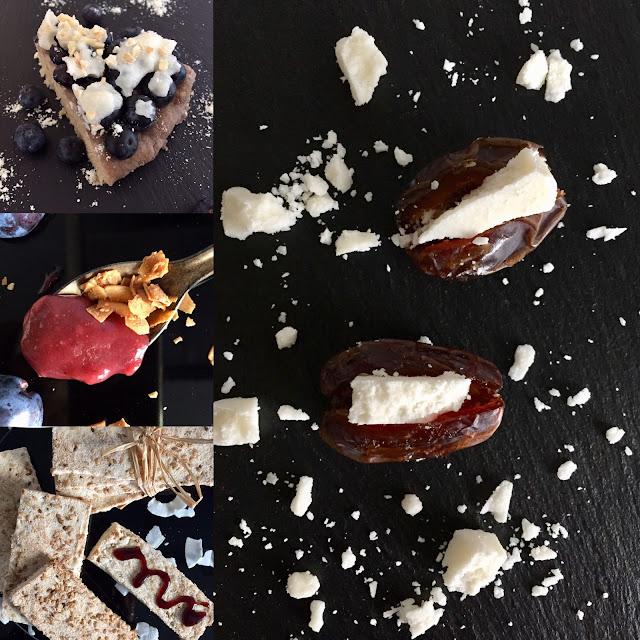 Tropische Kokosnuss-Grüße, 6 Rezepte, glutenfrei & vegan, Minimalismus: Zubereitung einfach + schnell, Healthy Food Style