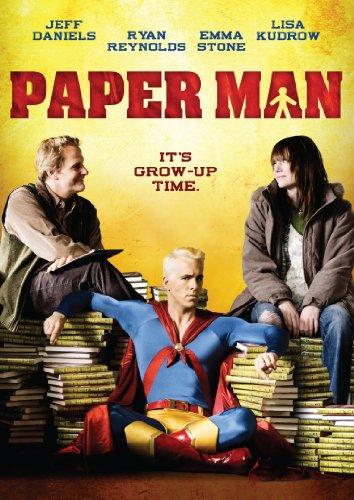 Paper Man (2009) ταινιες online seires xrysoi greek subs