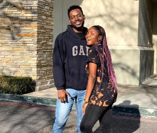 """""""You And Adekunle Gold Are Lucky To Have Found Each Other"""" – Simi's Mum To Her"""