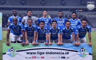 Soler: Kemenangan Persib atas Borneo FC Hasil Kerja Keras Pemain