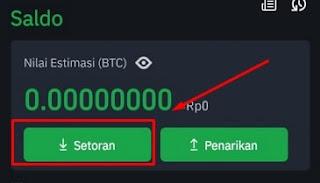 Deposit Crypto