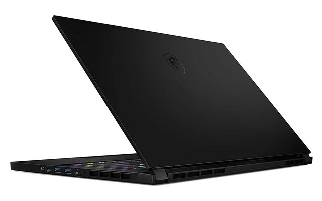 MSI GS66 Stealth 10UG-035ES: portátil gaming con pantalla de 300 Hz, gráfica GeForce RTX 3070 de 8 GB y procesador Core i7 de 10ª generación