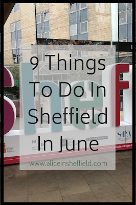 Things to do in Sheffield June