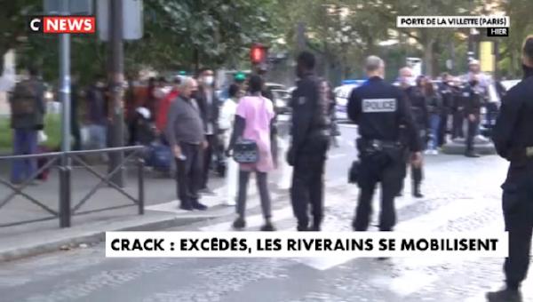 [VIDEO] CRACK À PANTIN : LA COLÈRE DES RIVERAINS