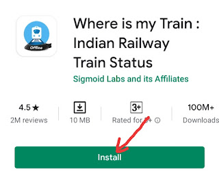 Train Location Dekhne Wala Apps