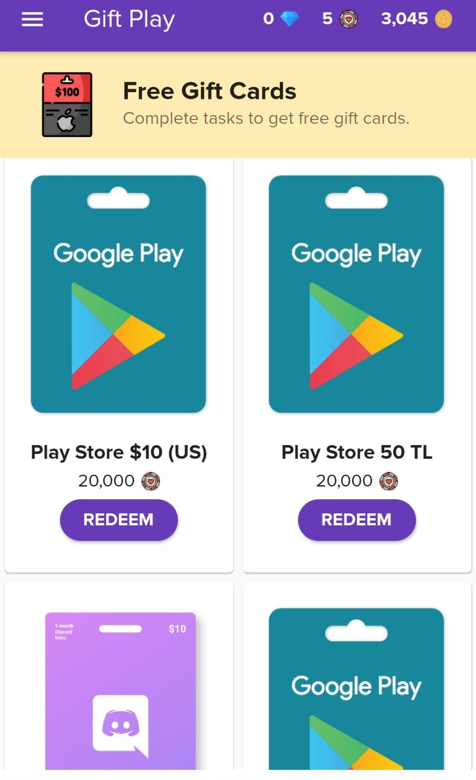 تطبيق جديد خرافي لربح بطاقات جوجل بلاي مجانا 2021 + شدات ببجي مجانا 2021 + جواهر فري فاير 2021 + بطاقات امازون وايتونز