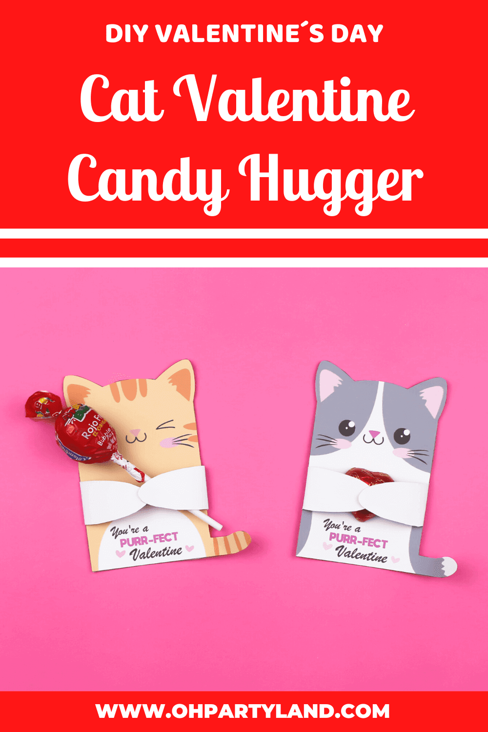 valentine candy hugger classroom exchange gift