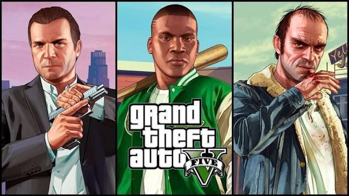 GTA V Chega a Marca de 130 milhões de cópias vendidas
