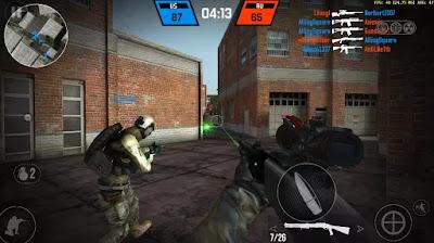 Bullet Force Mod 1.0 Apk Terbaru
