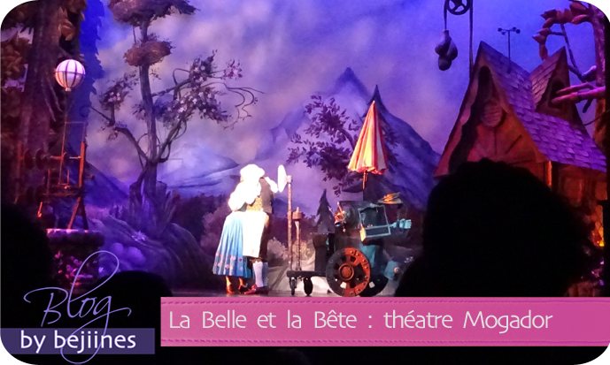 Sortie Théâtre - La Belle et la Bête