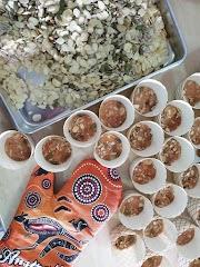 Resepi Biskut Florentine @ Crunch Caramel Almond Cookies Terpaling Sempoi, Nipis, Comel dan Tak Melekat Menggunakan Paper Cup dan Plastic Cup Versi 2019