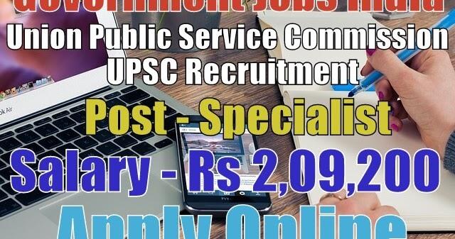 union-public-service-commission-upsc-recruitment-2017  Th P Govt Job Online Form Army on