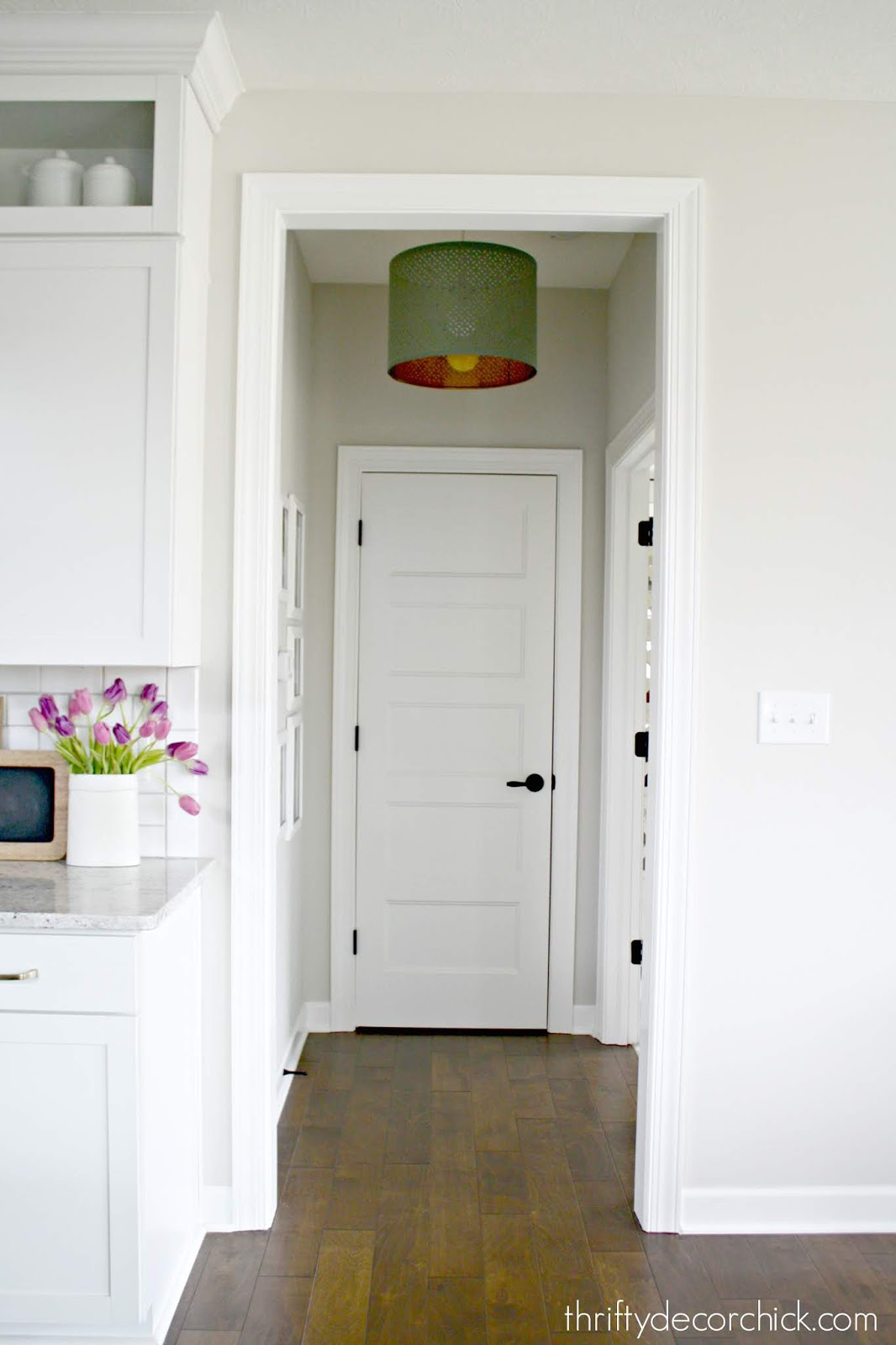 How to change a recessed light to pendant