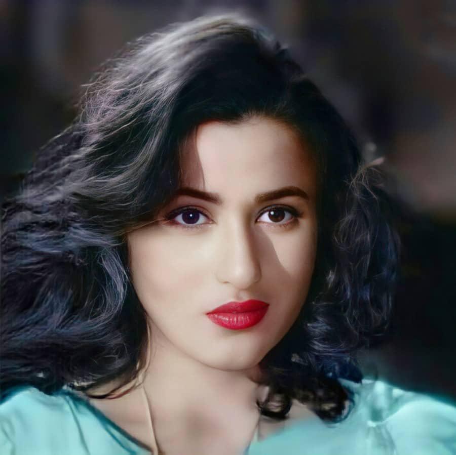 Madhubala Color Photos