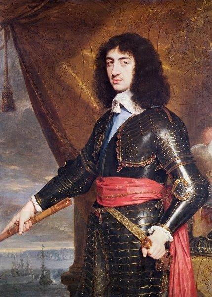 Resultado de imagen para Fotos de el rey Carlos II de Inglaterra disuelve el Parlamento