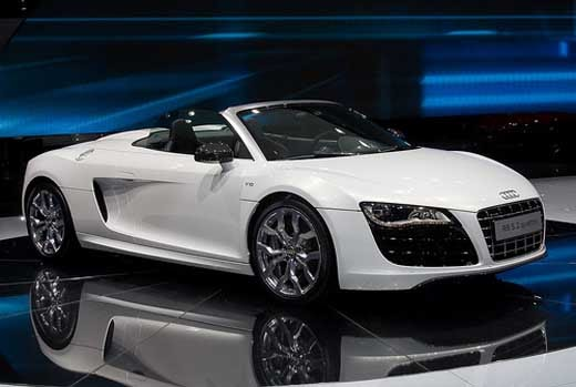 sport cars information super sport car from audi r8. Black Bedroom Furniture Sets. Home Design Ideas