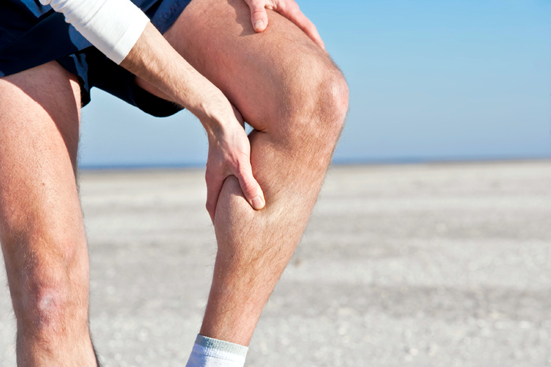 Don't let a charley horse wake you up in pain.