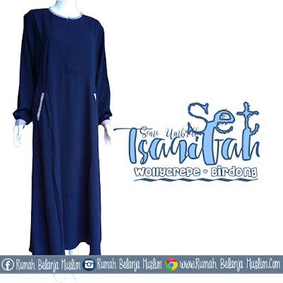 Model Gamis Muslimah Syari