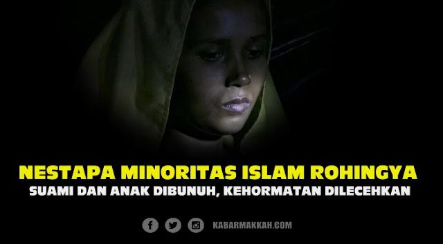 Astagfirullah, Tentara Myanmar Mengaku Diperintahkan Memperkosa Semua Wanita dan Menembak Semua Pria yang Ditemui di Desa Rohingya