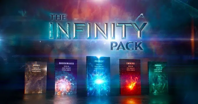 INFINITY: VFX ASSETS COLLECTION – TRIUNE DIGITAL