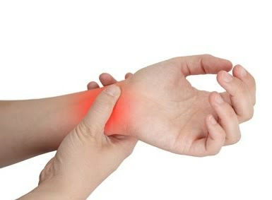 Cara Mengobati Sakit Pada Pergelangan Tangan