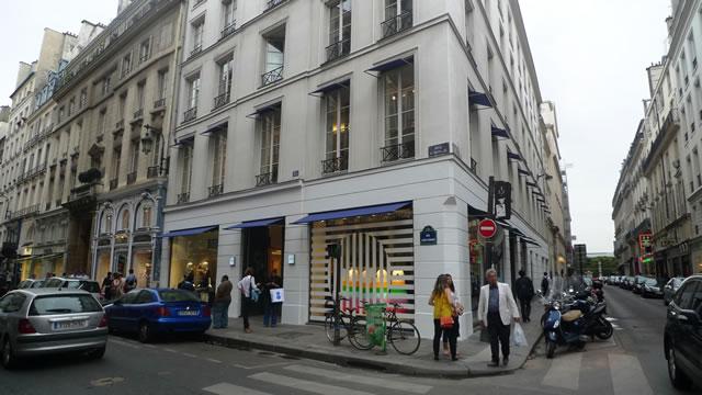 A loja conceito da Colette