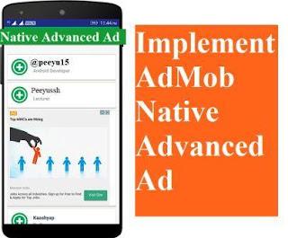 AdMob Native Ads Advanced (Unified)