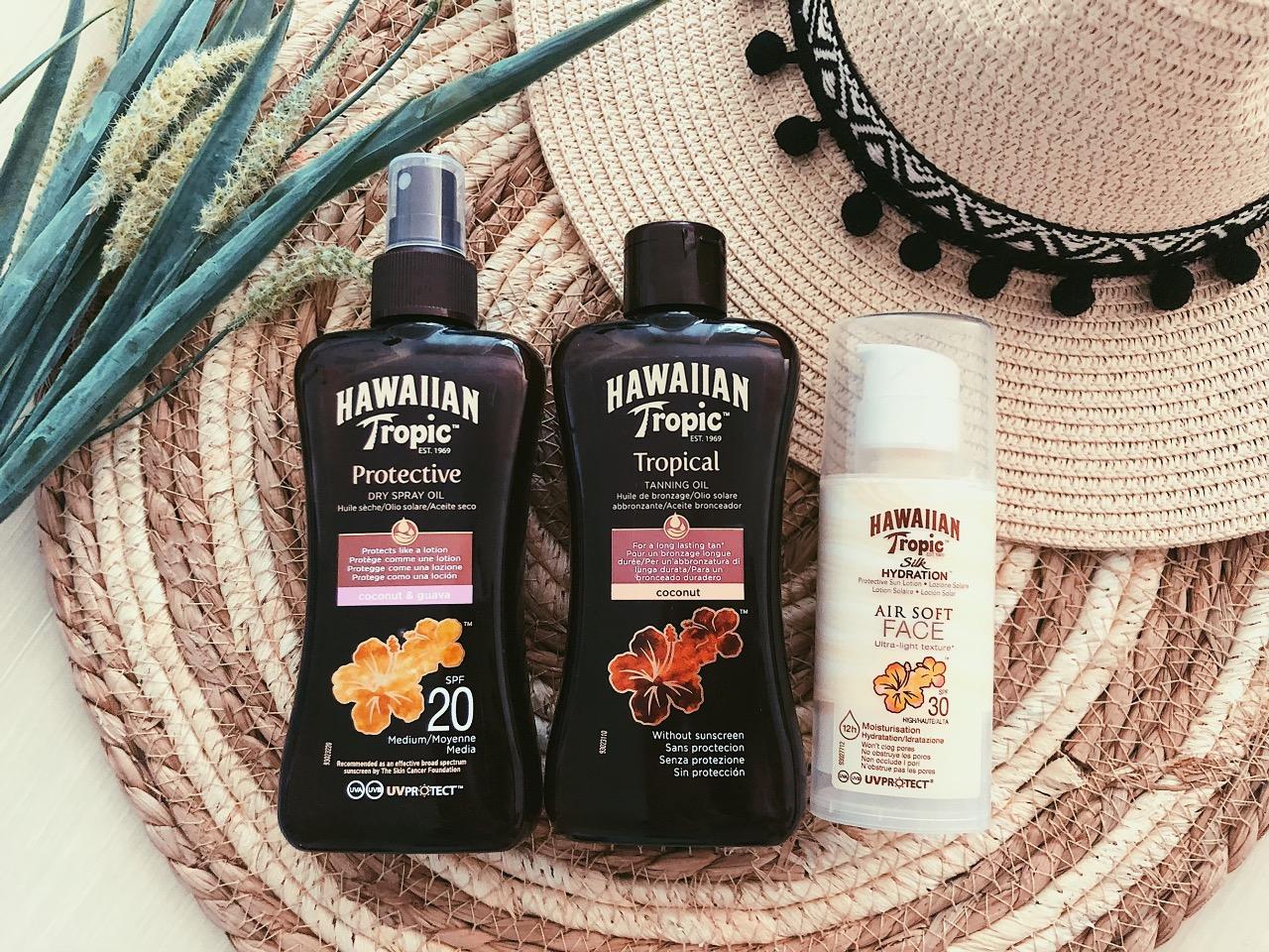 Hawaiian Tropic zonnebescherming