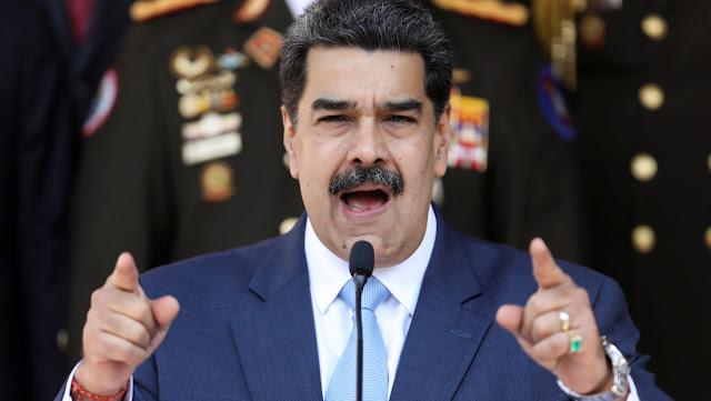 """Maduro: """"Uno de los detenidos durante el intento de incursión afirmó que en el grupo había dos estadounidenses del equipo de seguridad de Trump"""""""