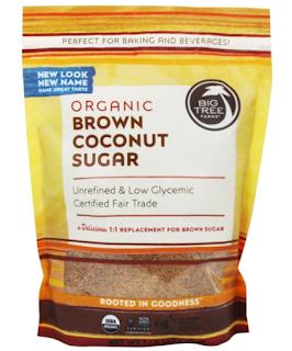Big Tree Farms Coconut Sugar Rekomendasi Gula untuk Diet yang Rendah Kalori
