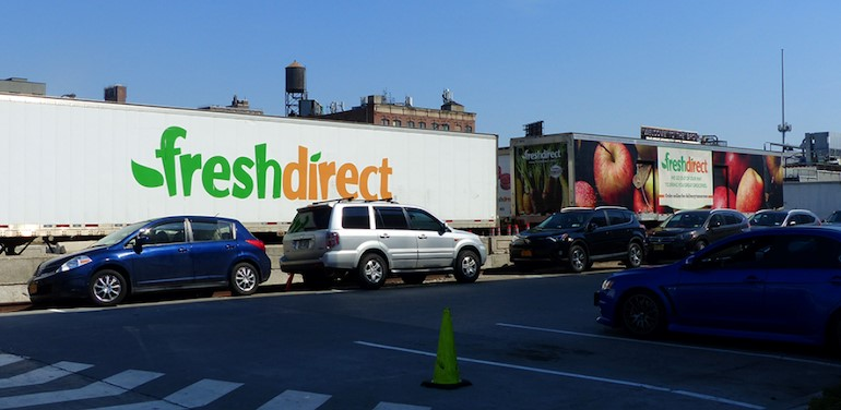 Freshdirect Long Island City New York