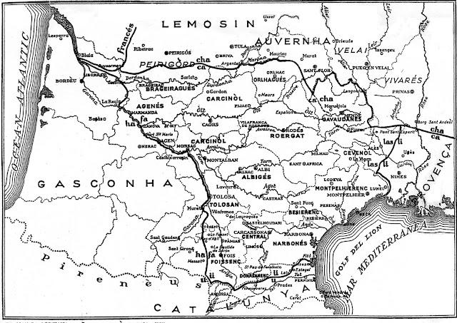Alibert, Alibèrt, occitania