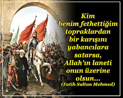 fatih sultan mehmed, fetih, istanbulun fethi, sancak, toprak satmak, kim benim fethettiğim topraklardan, padişah, ottoman, osmanlı, türk