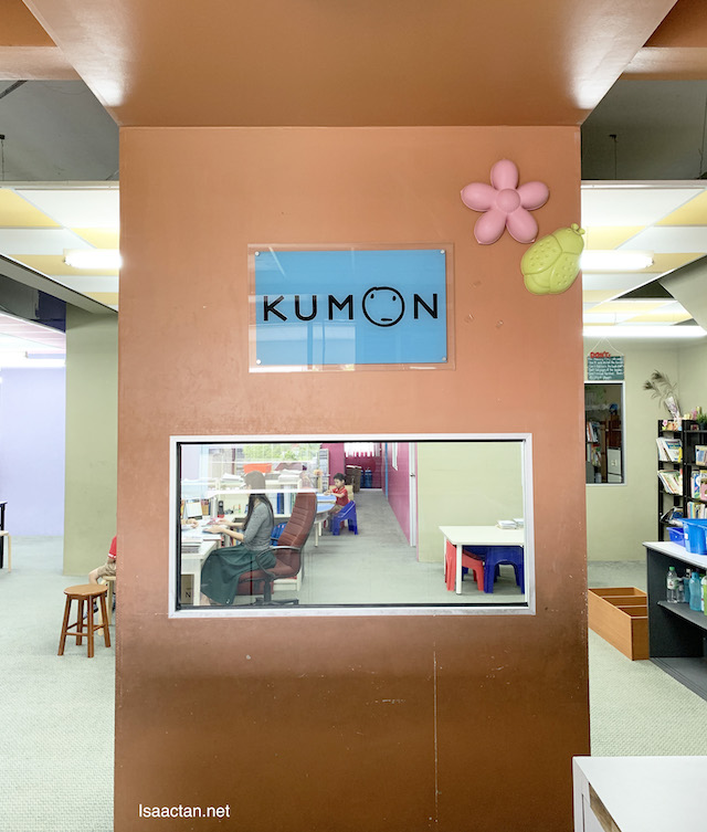 KUMON is the largest and most established after-school enrichment programme in the world