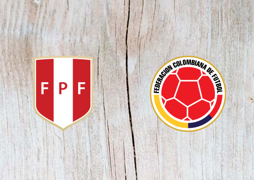 Peru vs Colombia Full Match & Highlights 9 June 2019