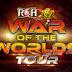 Nuevos combates confirmados para la gira ROH/NJPW War of the Worlds