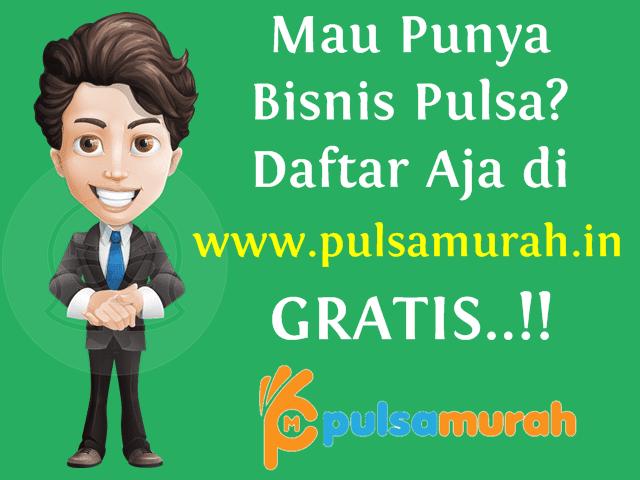 PulsaMurah.in Web Resmi Distributor Pulsa Murah All Operator Nasional