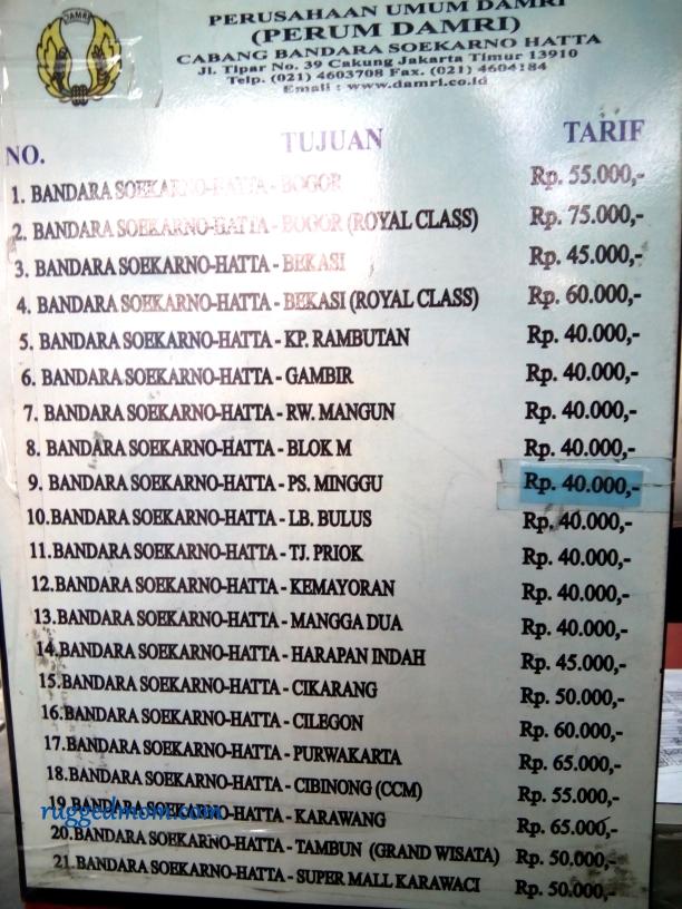 Indonesia | Trip Sendu Jakarta-Bandung - Part 1