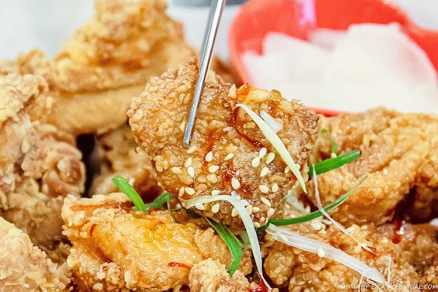 MG 2954 - 濟州Mr.KIM韓式炸雞,用餐時段人潮滿滿,超過15塊炸雞不用300元!