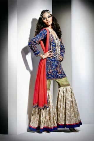 Summaya Darr Formal Ready To Wear Collection 2012   Latest ...