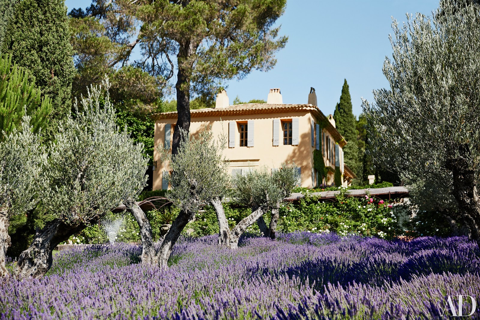 decor inspiration south of france home fr d ric fekkai