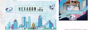 Hexagon City Bunda Produktif