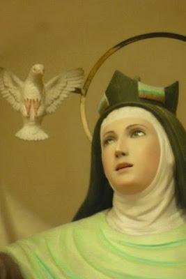 El legado de Teresa de Jesús, Tomás Moreno