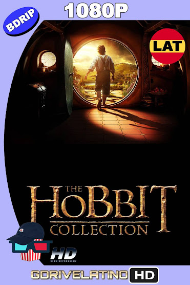 El Hobbit (2012-2014) Colección BDRip 1080p Latino-Ingles MKV