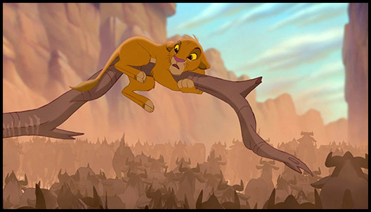 2014 The Year Of Disney Project The Lion King 1994