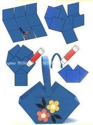 origami tutorial step by step