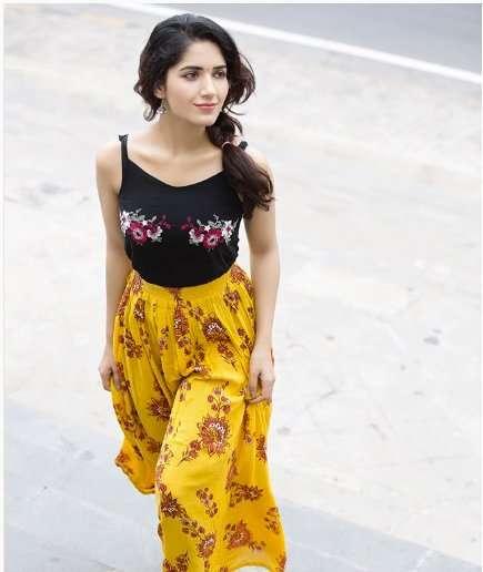 Ruhani Sharma Latest Hot Photo Shoot Photos Actress Trend