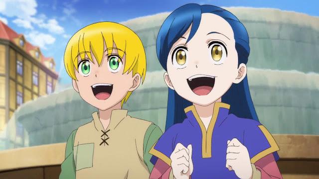 Anime Honzuki no Gekokujou estrenará su segunda parte en la primavera de 2020