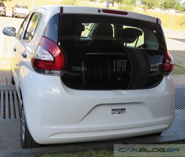 Fiat Mobi Easy - Preço
