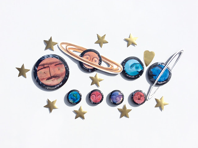 Magnets Planets